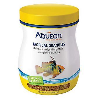 אקוויון טרופי גרגירים דגים מזון - 6.5 oz