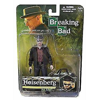 Video game consoles heisenberg 6 inch figure with cash and crystals walter white