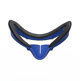 Weiche Pu-Leder Augenmaske Abdeckung Licht blockieren Augenabdeckung Pad für oculus quest 2 vr Brille schützend