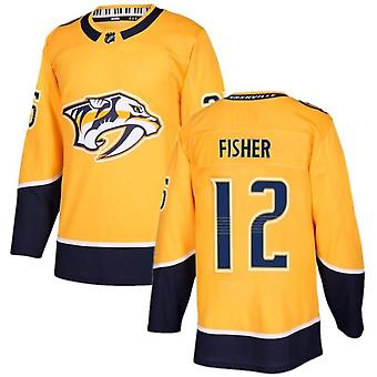 Men's Hockey Jerseys Predators #59 Josi #4 Ellis #35 Rinne Jersey Movie Ice Hockey Jersey 90s Hip Hop Clothing For Party Stitched Letters S-3xl