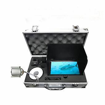Grand détecteur de poissons grand angle