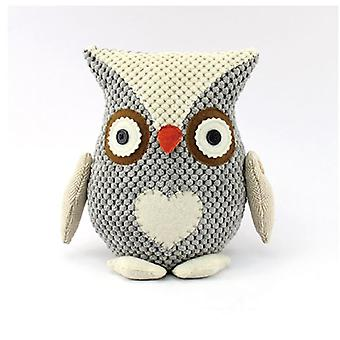 Cuneo di fermaporta Grey Owl Home arredamento regalo porta blocco