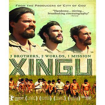 Xingu [Blu-ray] USA import
