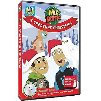 Selvaggio Kratts: Selvatici Kratts - importare una creatura Natale [DVD] USA