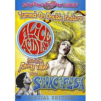 Alice i Acidland/rök & kött [DVD] USA import