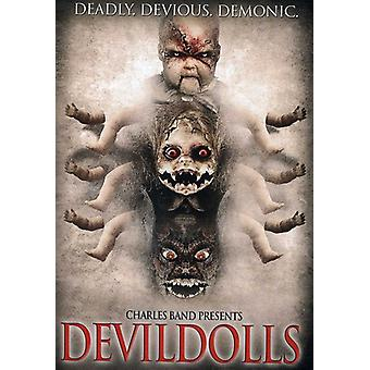 Devildolls [DVD] USA import