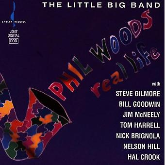 Phil Woods - Real Life [CD] USA import