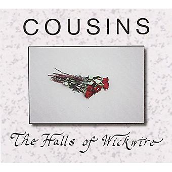 Cousins - Halls of Wickwire [CD] USA import
