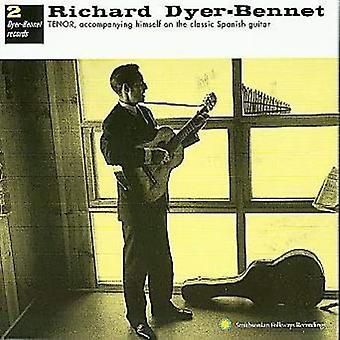 Richard Dyer-Bennet - importation USA Dyer-Bennet no 2 [CD]