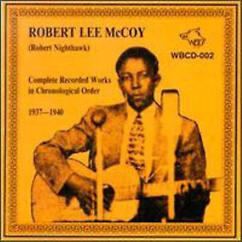 Robert Lee McCoy - McCoy, Robert Lee: Complete Recorded Works [CD] USA import