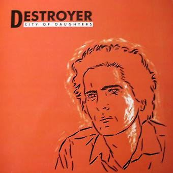 Destroyer - City of Daughters [CD] USA import