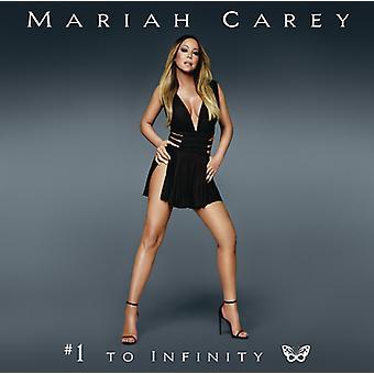 Mariah Carey - #1 tot en met Infinity [CD] USA import