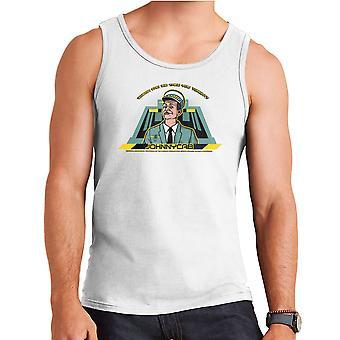 Johnny Cab Total Recall mannen Vest