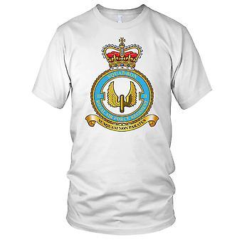 RAF Royal Air Force regementet 2 skvadron Mens T Shirt