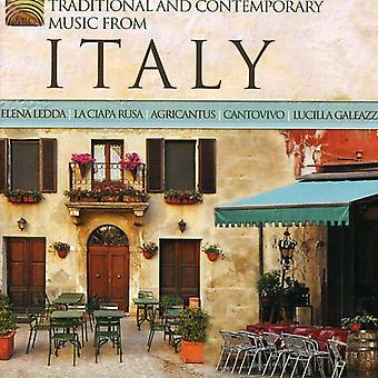 Traditioneel & hedendaagse muziek uit Italië - traditioneel & hedendaagse muziek uit Italië [CD] USA import