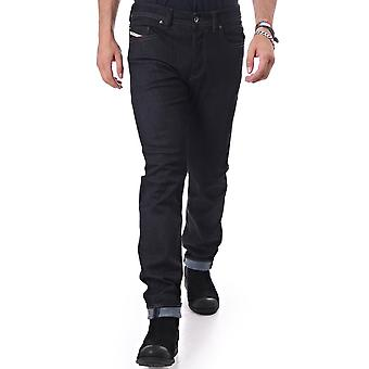 Diesel Slim Fit Tapered Jean Md Denim