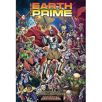 Atlas af Earth-Prime A mutanter og masterminds source Book