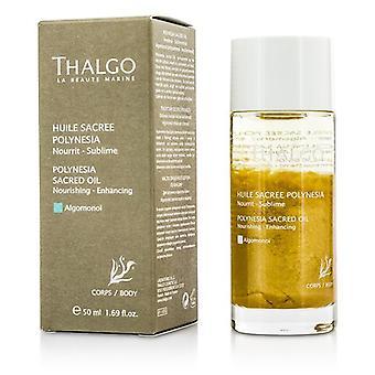 Olio sacro di Thalgo Polinesia - 50ml / 1.69 oz