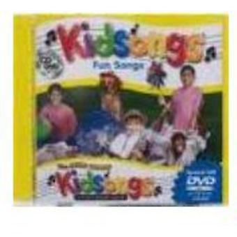 Kidsongs - Fun Songs Collection [CD] USA import