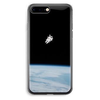 iPhone 7 Plus transparant Case (zacht) - alleen in de ruimte