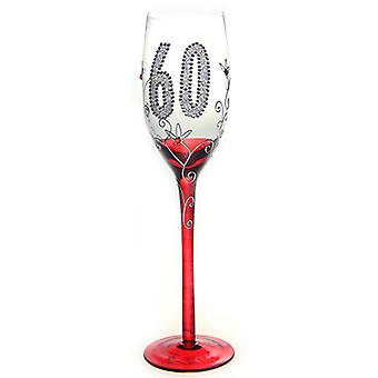 Birthday Traditional Champagne Flute