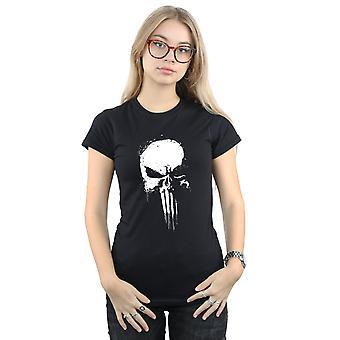 Zázrak ženy ' s punč-tričko s lebkou