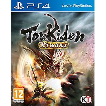 Toukiden Kiwami (PS4) - New