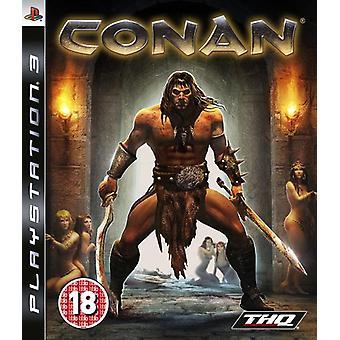 Conan (PS3) - New