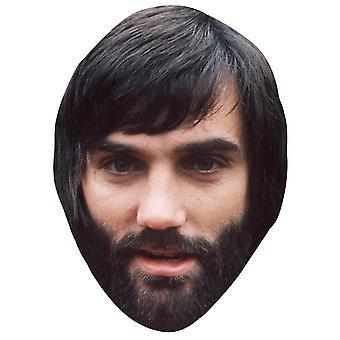 George Best Beard Mask