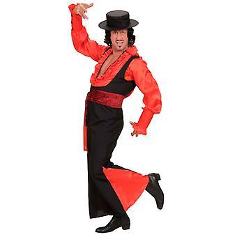 Spanjoren Man kostym