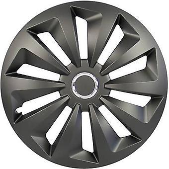 cartrend Fox hjulet trimmer R15 svart (matt) 4 eller flere PCer