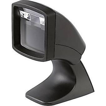 Datalogic Magellan 800 i Barcode scanner Corded 1D, 2D Imager Black Desktop USB