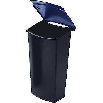 HAN 1843-14 Jätepaperikorin alusta Muovi Sininen 1 kpl