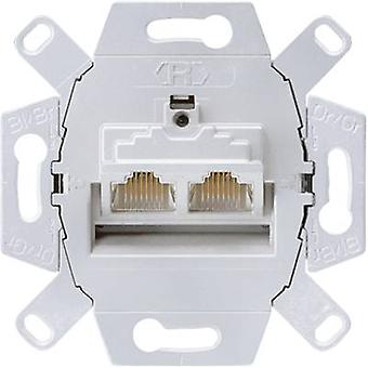Jung Insert UAE socket LS 990, AS 500, CD 500, LS design, LS plus, FD design, A 500, A plus, A creation, CD plus, SL 500 UAE8-8UPOK6