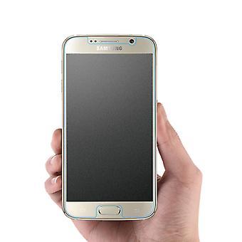 Vidrio blindado para la protección en tiempo real Samsung Galaxy S6 hoja mate móvil