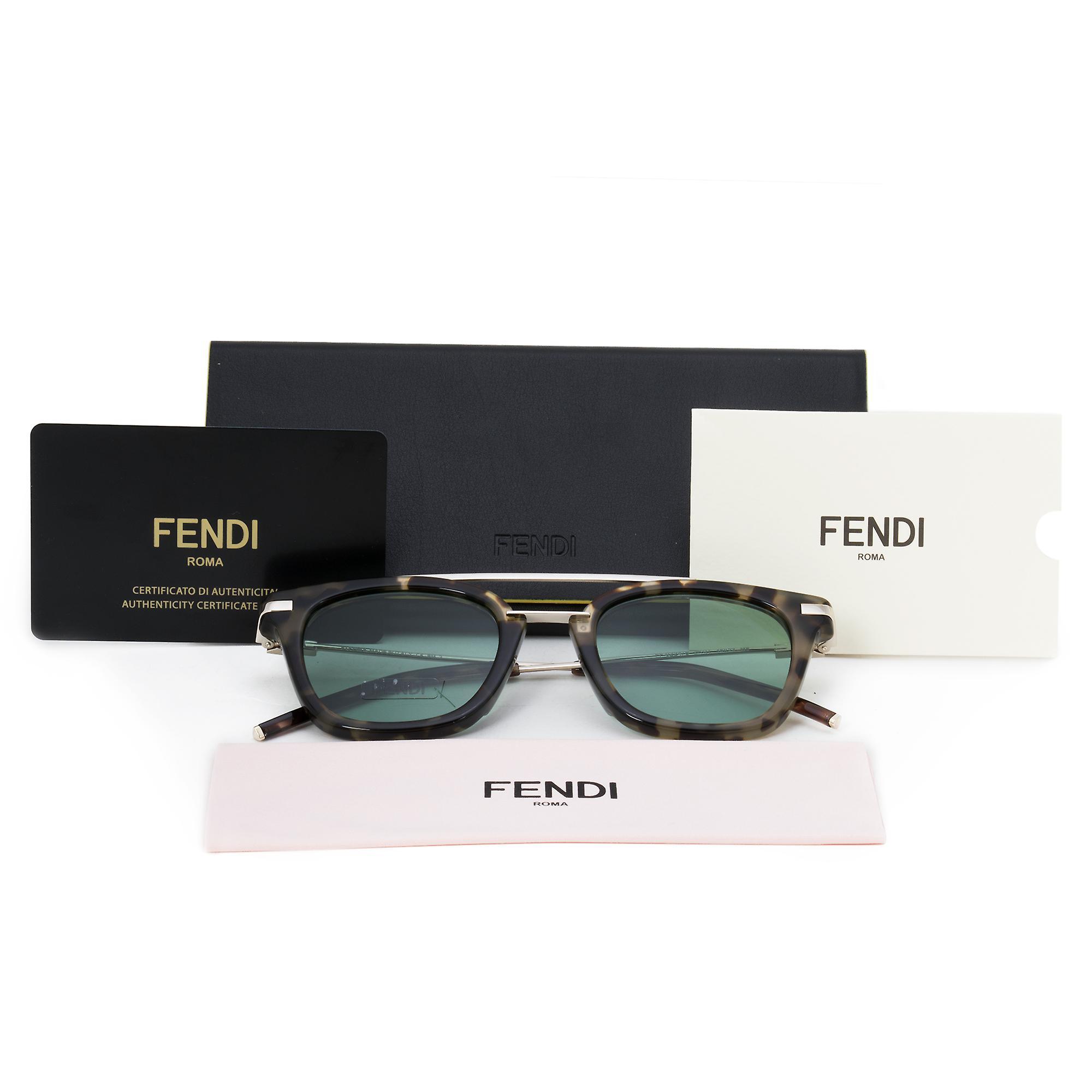 Fendi Square Sunglasses FF0224S 2IK QT 48