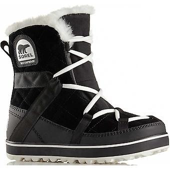 Sorel Glacy Explorer Shortie - Black