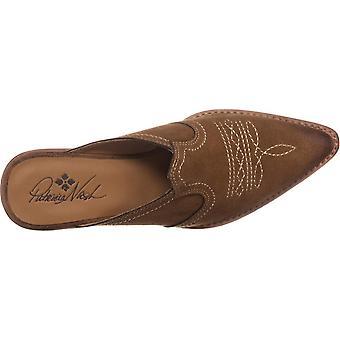 Patricia Nash Womens Battista Closed Toe Casual Slide Sandals
