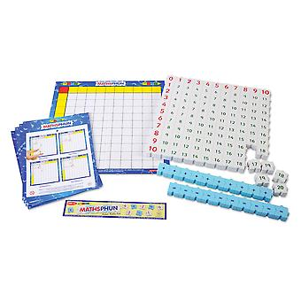 Morphun Mathsphun Addition Board - Educational Math Mathematics Resources