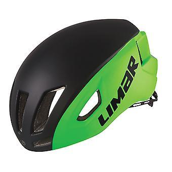 Лимар скорость воздуха мотоцикл шлем / / матовый черный/зеленый