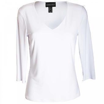 Frank Lyman Women's Long Sleeve Jersey Top