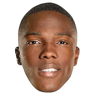 Ryan Sinclair from 13th Doctor Who Official Single 2D Card Party Fancy Dress Mask