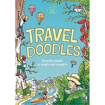 Travel Doodles by Adrian Barclay - Nikalas Catlow - 9781780554280 Book