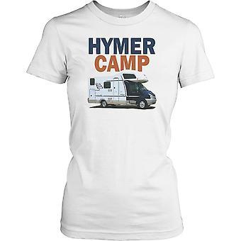 Hymer Camp - camper dames T Shirt