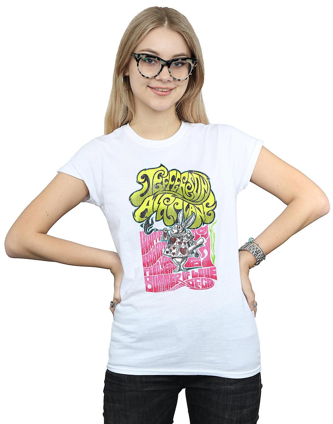 Jefferson Airplane Women's Summer Of Love T-Shirt