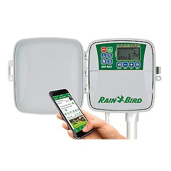 Rain Bird ESP RZX4 4-Station 230/240 VAC outdoor controller, with plastic cabinet