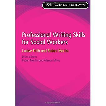 Compétences en rédaction professionnelle des travailleurs sociaux