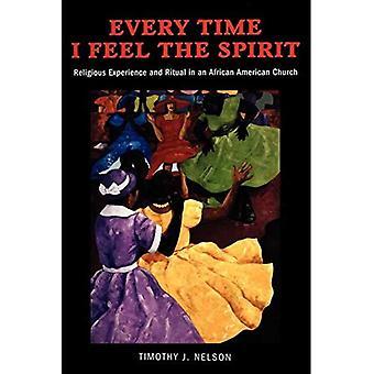Ogni volta che sento lo spirito: esperienza religiosa e rituale in una chiesa americana africana