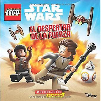 El Despertar Dela Fuerza (Lego Star Wars: 8x8)