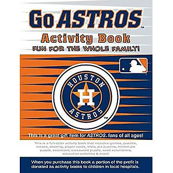 Gå Astros aktivitetsbok (gå serie aktivitetsböcker)